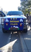 RHS Indian Club Represented in Aspenfest Parade
