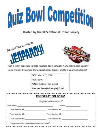 RHS Quiz Bowl