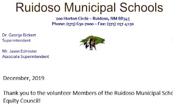 RMSD Equity Council Members