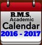 RMS School Calendar 2016-2017