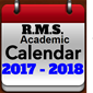 RMS School Calendar 2017-2018