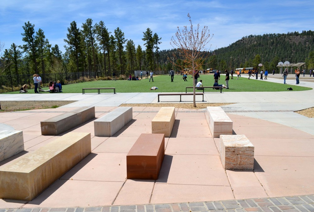 Ruidoso Middle School (RMS) Playground